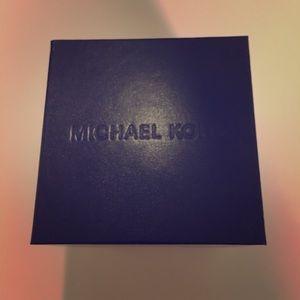 Michael Kors Rose Gold Tone Watch